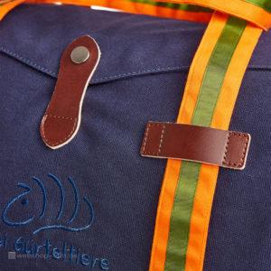 Tasche Detail Produktfotos für Onlinehandel