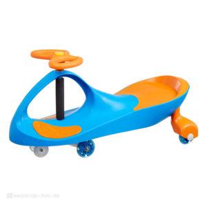 Produktfotografie Kinderscooter für Onlinehandel und E-Commerce